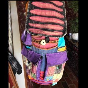 Boho Bag Custom & Festival ready backpack